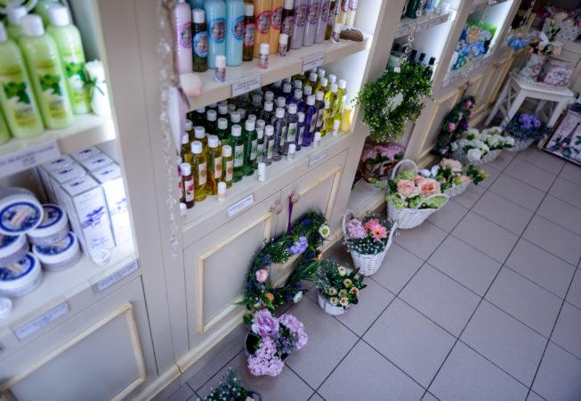 vitrine magazin