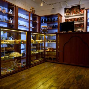 Mogosoaia- vitrine muzeu