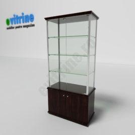vitrina magazin, vitrine turn din aluminiu clasic, vitrine pentru magazin, vitrine din sticla, vitrine din sticla pentru magazin, vitrine bijuterii, vitrine muzeu, mobilier bijuterii, mobilier muzeu, vitrine la comanda