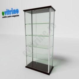 vitrine turn din aluminiu clasic, vitrina sticla magazin, vitrine pentru magazin, vitrine din sticla, vitrine din sticla pentru magazin, vitrine bijuterii, vitrine muzeu, mobilier bijuterii, mobilier muzeu, vitrine la comanda