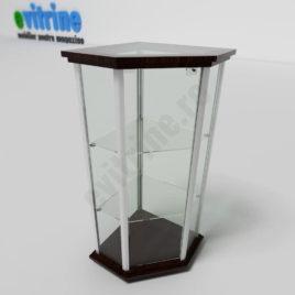 vitrina tejghea de colt, vitrine tejghea din aluminiu clasic, vitrine pentru magazin, vitrine din sticla, vitrine din sticla pentru magazin, vitrine bijuterii, vitrine muzeu, mobilier bijuterii, mobilier muzeu, vitrine la comanda