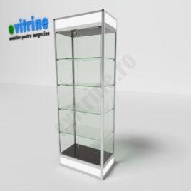 vitrine expozitie, vitrine turn din aluminiu modern, vitrine pentru magazin, vitrine din sticla, vitrine din sticla pentru magazin, vitrine bijuterii, vitrine muzeu, mobilier bijuterii, mobilier muzeu, vitrine la comanda