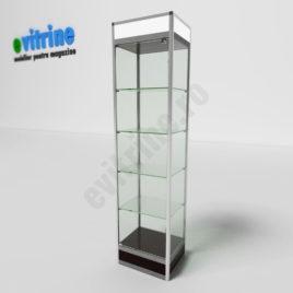 vitrine expozitionale, vitrine turn din aluminiu modern, vitrine pentru magazin, vitrine din sticla, vitrine din sticla pentru magazin, vitrine bijuterii, vitrine muzeu, mobilier bijuterii, mobilier muzeu, vitrine la comanda