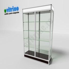 vitrine sticla pentru magazin, vitrine turn din aluminiu modern, vitrine pentru magazin, vitrine din sticla, vitrine din sticla pentru magazin, vitrine bijuterii, vitrine muzeu, mobilier bijuterii, mobilier muzeu, vitrine la comanda