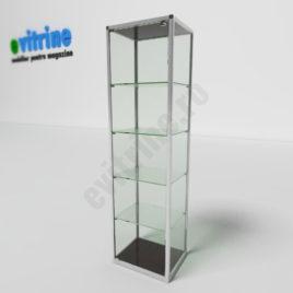 vitrine din sticla pentru expunere, vitrine turn din aluminiu modern, vitrine pentru magazin, vitrine din sticla, vitrine din sticla pentru magazin, vitrine bijuterii, vitrine muzeu, mobilier bijuterii, mobilier muzeu, vitrine la comanda